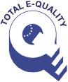[Logo: Total E-Quality Prädikat]